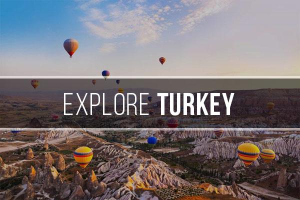 turkey tour packages